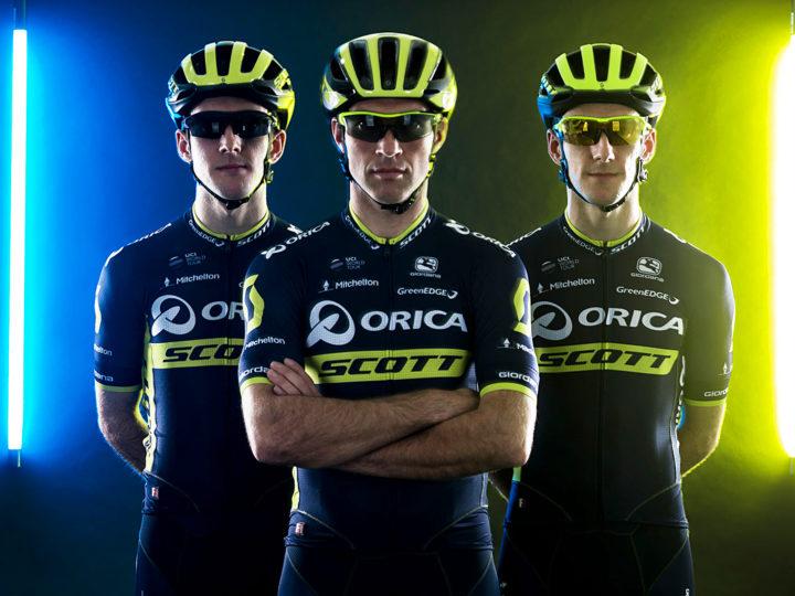 ORICA-SCOTT rodará con nosotros en 2017!